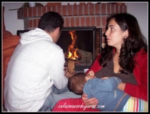 Diciembre 2009. Lucas (18 meses)