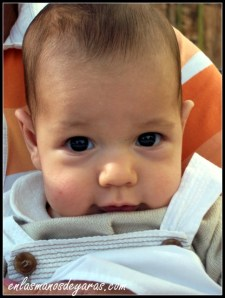 Lucas, 2 meses. Agosto 2008.