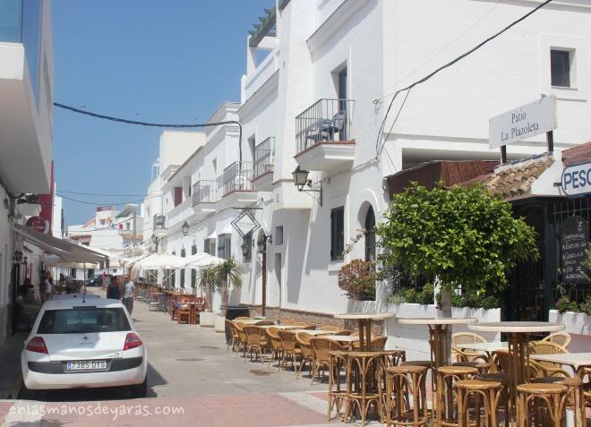 calles de Zahara