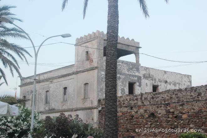 castillo Zahara