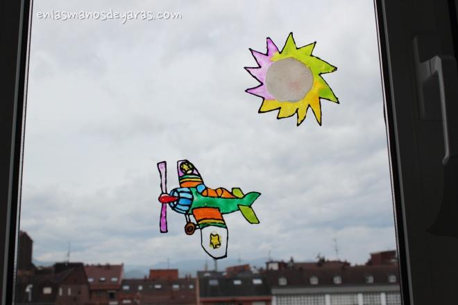 mas avion ventana