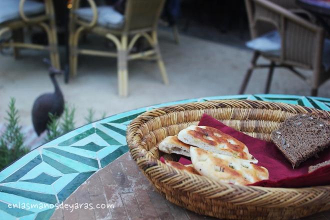 pan en el jardín de las delicias